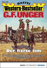 Cover G. F. Unger Western-Bestseller 2422 - Western