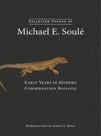 Cover Collected Papers of Michael E. Soulé