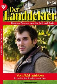 Cover Der Landdoktor 34 – Arztroman