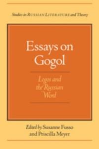 Cover Essays on Gogol