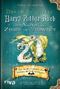 Cover Das inoffizielle Harry-Potter-Buch der Monster, Zauber- und Tierwesen