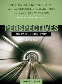 Cover Perspectives on Family Ministry