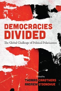 Cover Democracies Divided
