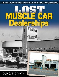 Cover Lost Muscle Car Dealerships