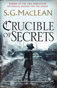 Cover Crucible of Secrets