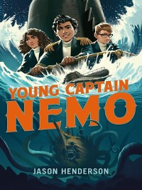Cover Young Captain Nemo: The Door into the Deep