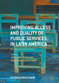 Cover Improving Access and Quality of Public Services in Latin America