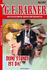 Cover G.F. Barner 147 – Western