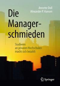 Cover Die Managerschmieden