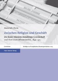 Cover Zwischen Religion und Geschäft