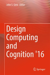 Cover Design Computing and Cognition '16