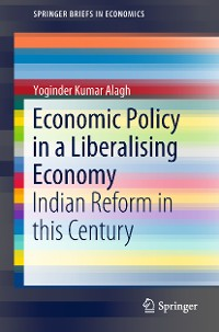 Cover Economic Policy in a Liberalising Economy