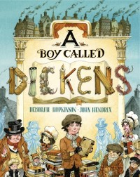 Cover Boy Called Dickens