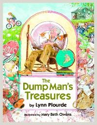 Cover The Dump Man's Treasures