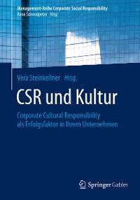 Cover CSR und Kultur