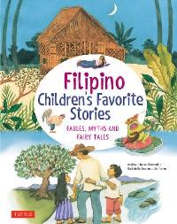 Cover Filipino Children's Favorite Stories
