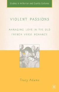 Cover Violent Passions