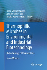 Cover Thermophilic Microbes in Environmental and Industrial Biotechnology
