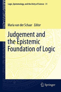 Cover Judgement and the Epistemic Foundation of Logic