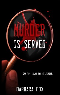 Cover Murder is Served