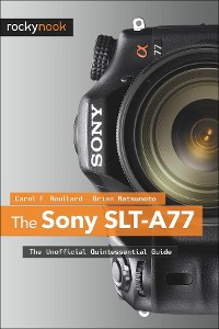 Cover The Sony SLT-A77