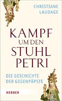 Cover Kampf um den Stuhl Petri