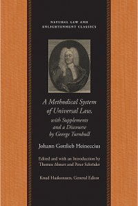 Cover A Methodical System of Universal Law