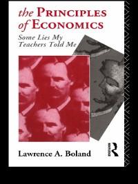 Cover Principles of Economics