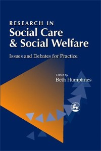 Cover Research in Social Care and Social Welfare