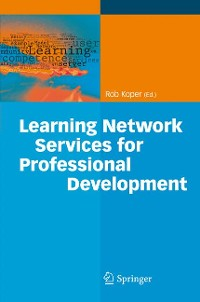 Cover Learning Network Services for Professional Development