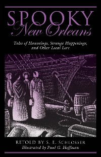 Cover Spooky New Orleans
