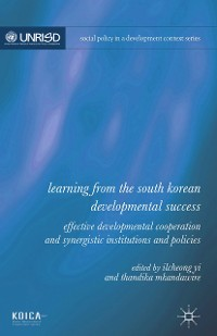 Cover Learning from the South Korean Developmental Success