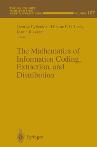 Cover Mathematics of Information Coding, Extraction and Distribution