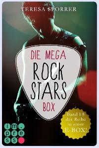 Cover Die MEGA Rockstars-E-Box: Band 1-8 der Bestseller-Reihe (Die Rockstar-Reihe )