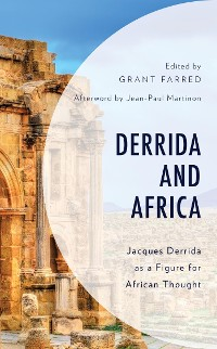 Cover Derrida and Africa