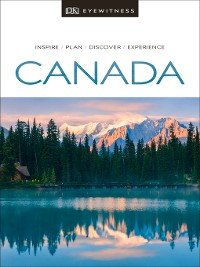 Cover DK Eyewitness Travel Guide Canada