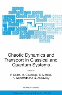 Cover Chaotic Dynamics and Transport in Classical and Quantum Systems