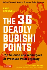 Cover The 36 Deadly Bubishi Points