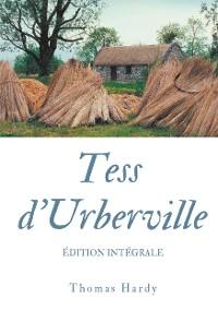 Cover Tess d'Urberville