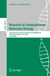 Cover Research in Computational Molecular Biology