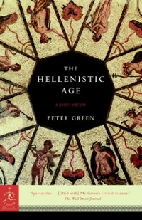 Cover Hellenistic Age