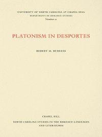 Cover Platonism in Desportes
