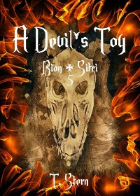 Cover A Devil's Toy 5