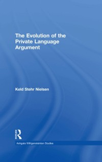 Cover Evolution of the Private Language Argument