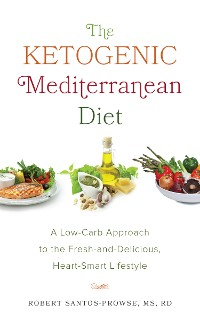 Cover The Ketogenic Mediterranean Diet