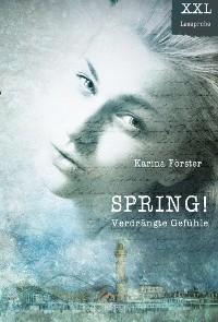 Cover Spring XXL Leseprobe