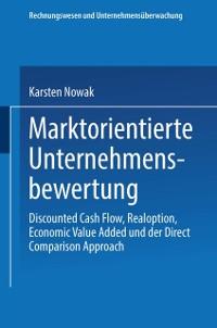 Cover Marktorientierte Unternehmensbewertung
