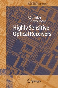 Cover Highly Sensitive Optical Receivers