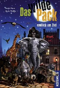 Cover Das Wilde Pack, 15