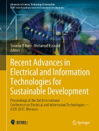 Cover Recent Advances in Electrical and Information Technologies for Sustainable Development